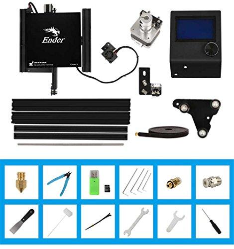 Creality Ender-3 3D Printer Resume Print MK10 Extruder 220X220X250mm DC 24V 15A