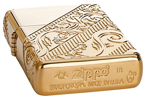 Zippo 2018 Lighter of The Year Gold by Zippo (Image #4)