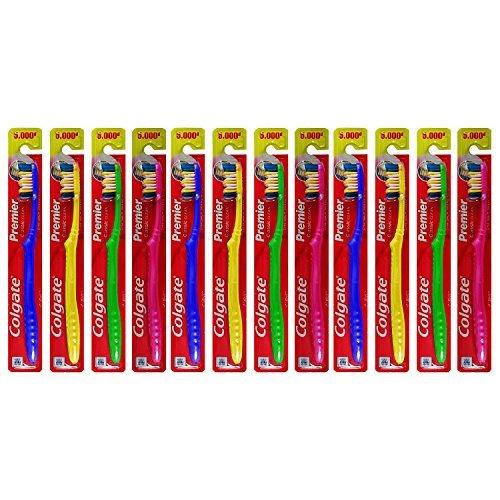 Colgate Toothbrush Premier Classic Clean Medium (Case of 72)
