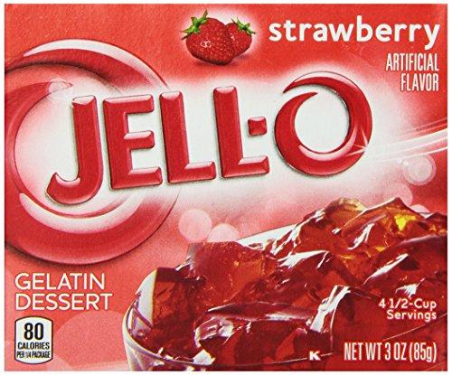 gelatin package - 3