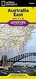 Australia East (National Geographic Adventure Map)