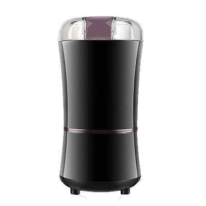 Mini Molinillo Eléctrico Casero De La Máquina Pulverizadora Del Grano De Café Del Hogar Y Amoladora