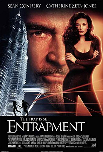Movie Posters Entrapment - 27 x 40