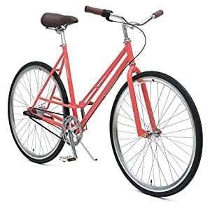 Critical Cycles Mixte 3 Speed City Coaster Commuter Bicycle