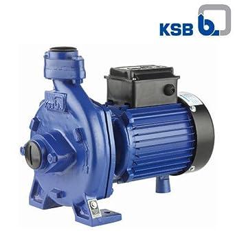 KSB Aluminum Centrifugal Pump (Blue): Amazon in: Amazon in