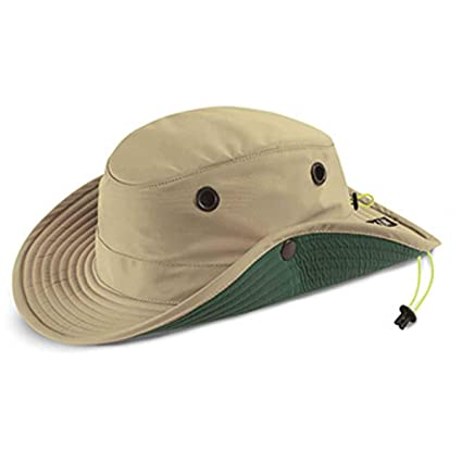 Amazon.com  Tilley TWS1 Paddlers Hat Stone 71 8  Sports   Outdoors 599ed5bf06c