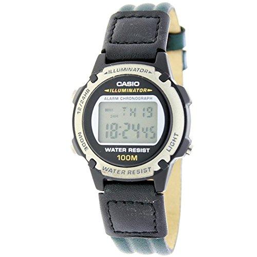 CASIO LW-100HL-3A - Reloj digital multifunción para cadete - Alarma, Crono, Sumergible: Amazon.es: Relojes