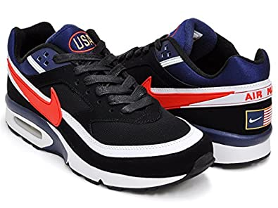 ナイキ  AIR MAX BW PREMIUM   OLYMPIC   BLACK CRIMSON - d3f47fc01
