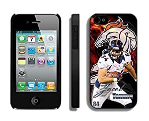 NFL Denver Broncos Jacob Tamme iphone 4 4S phone cases Gift Holiday Christmas GiftsTLWK934755