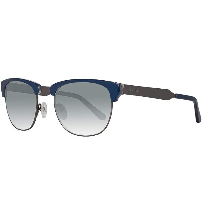 Gant Sonnenbrille Ga7047 90A 54 Gafas de Sol, Azul (Blau ...