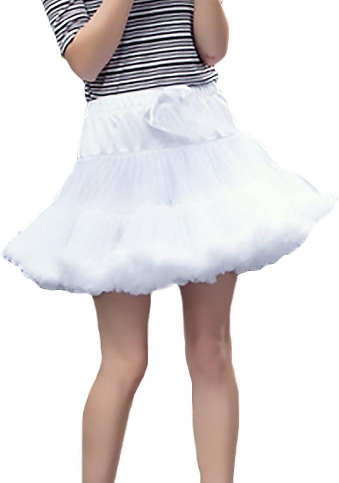Tutu Mujer Ballet De Danza Traje Multi-Capa Suave Años 50 Vintage ...