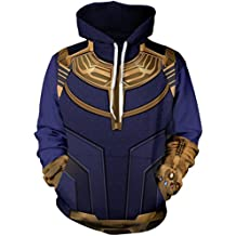 HIMIC E77C Super Hero Fashion Cosplay Hoodie Jacket