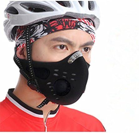 WOLFBIKE anticontaminación máscara de Ciudad Ciclismo Mouth-Muffle ...