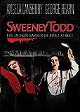 Sweeney Todd: The Demon Barber of Fleet Street [DVD] [1982]