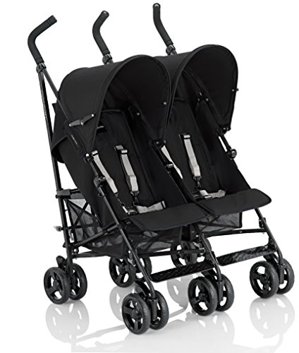 Amazon Com Inglesina Usa Twin Swift Stroller Black Baby