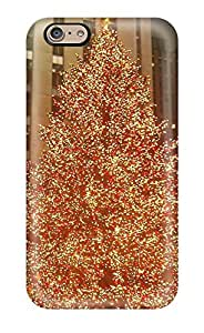 Iphone 6 Case, Premium Protective Case With Awesome Look - Rockefeller Center Christmas Tree Cropped