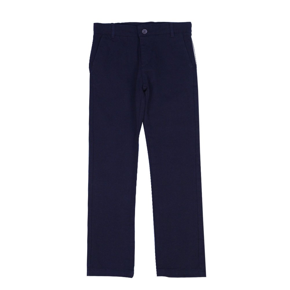 Vintage Style Children's Clothing: Girls, Boys, Baby, Toddler KID1234 Boys Chino Trousers Boys Slim Fit Trousers Adjustable Waist Trousers Elasticated Twill Trousers for Boys 4-13 Years6 Colors to Choose  AT vintagedancer.com