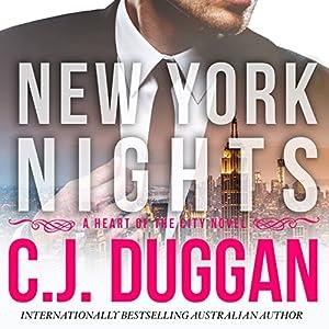 New York Nights Audiobook