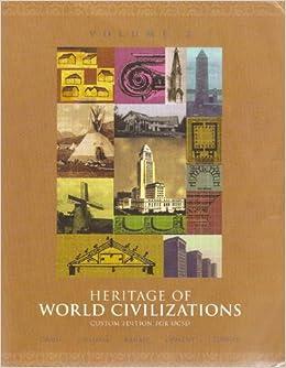 Heritage Of World Civilizations Volume 2 Since 1500 Book And Cd Rom Albert M Craig William A Graham Donald Kagan Steven Ozment Frank M Turner 9780536813701 Amazon Com Books