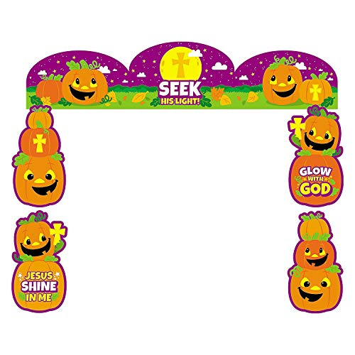 Fun Express Religious Trunk Or Treat Decorating Kit - 7 Pieces]()