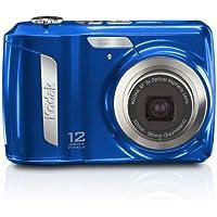 Kodak Easyshare C143 Digital Camera (Blue) Overview Review Image