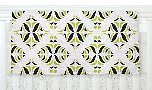 KESS InHouse Miranda Mol Lime Green Rainforest Fleece Baby Blanket 40 x 30 [並行輸入品]   B077ZQGK11