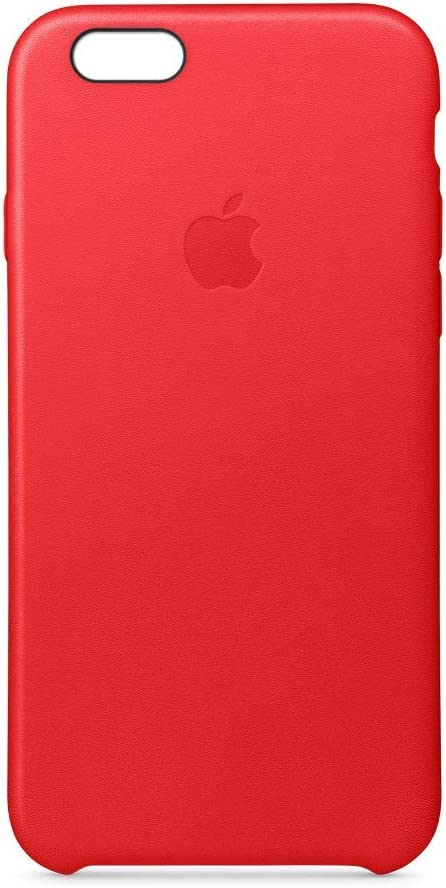 Apple Leather Case (for iPhone 6s) - PRODUCT(RED)