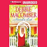 Hannah's List: A Blossom Street Book, #7   Debbie Macomber