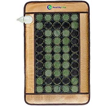 Healthyline Jade and Tourmaline Soft Mesh Far Infrared Heating Pad Inframat Pro (Medium)