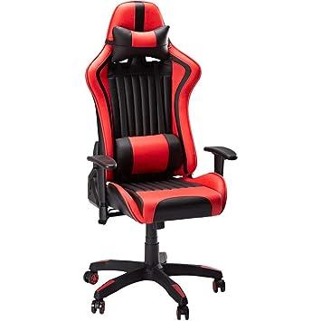 SLYPNOS Fauteuil Gamer De Bureau Pour Racing Gaming Chaise