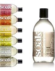 Soak Laundry Soap – No Rinse, Plant Derived Hand Wash Detergent - 375 ml / 12 fl. oz, 75+ Washes