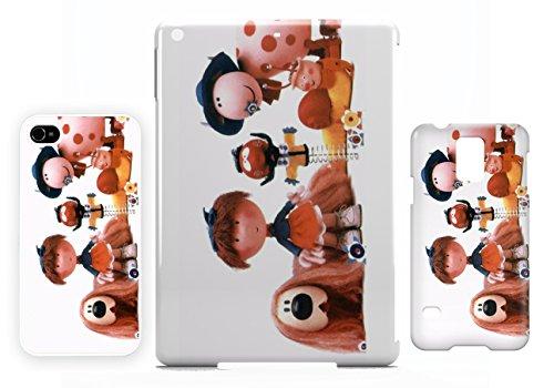Magic Roundabout 1 iPhone 7 cellulaire cas coque de téléphone cas, couverture de téléphone portable