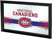 Trademark Gameroom NHL Framed Logo Mirror-Montreal Canadiens
