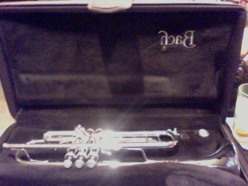 Bach 180S43 Stradivarius Series Bb Trumpet 180S43 Silver by Bach