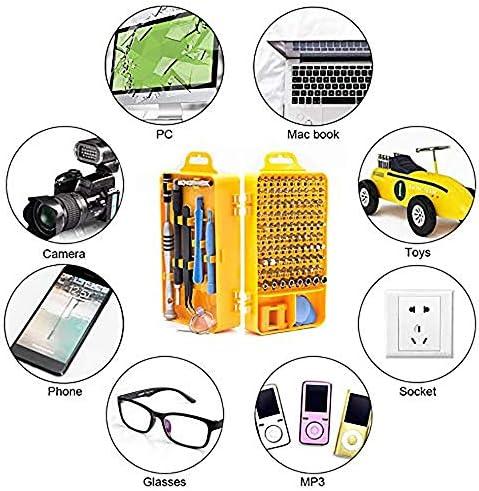 Household 多機能高精度ドライバーセットを分解するために電話コンピュータウォッチ電子修理ホームツールキット