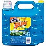 Sun Ultra Concentrated Clean & Fresh Liquid Laundry Detergent, 250 Fl. oz Jug