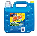 Sun Laundry Detergent Sun Ultra Concentrated Clean & Fresh Liquid Laundry Detergent, 250 Fl. oz Jug