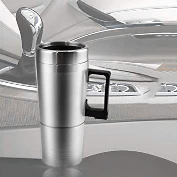 Calentador de agua eléctrico portátil del coche del coche de la taza de la calefacción del