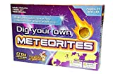 Dig Your Own Meteorites! Easy to Dig Includes 3 Meteorites, 3 Tektites, and 2 Pseudos. Easy to Dig!
