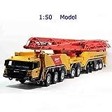 1:50 Sany concrete pump truck