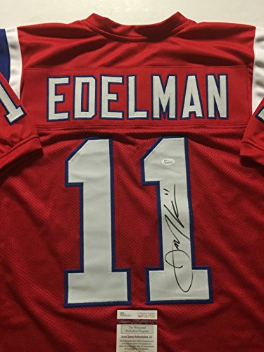New England Patriots Autographed Jersey - 2