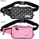 One Piece / Chopper x OUTDOOR body bag animated cartoon character goods (shoulder porch) mail order [pink] (japan import)
