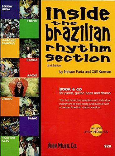 Inside the Brazilian Rhythm Section by Faria, Nelson, Korman, Cliff (2005) - Section Brazilian Rhythm