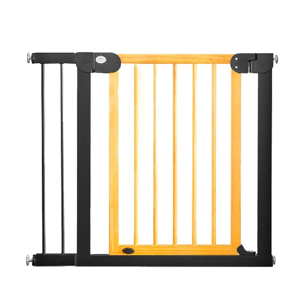 品質検査済 ベビーゲート B07QPG4NV9 階段出入口のための木の犬の門、壁の保護装置の金属の出入口 ベビーゲート、ドアを通って歩きます、幅90-97cm、ウッドカラー B07QPG4NV9, カラスチョウ:4f783a17 --- a0267596.xsph.ru