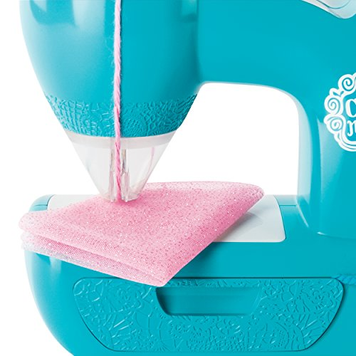 Cool Maker – Sew N' Style Sewing Machine with Pom Pom Maker Attachment