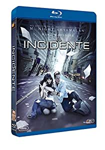 El incidente (The happening) [Blu-ray]