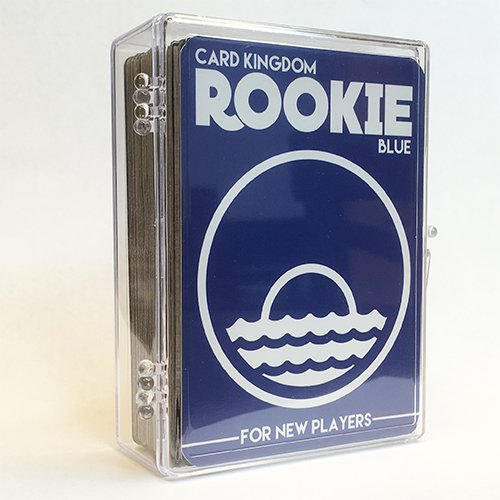 Magic the Gathering Blue Rookie Deck. 60 Card Preconstructed Beginner Deck.