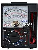 YX-360TRD DC/AC Ohmmeter Voltmeter Analog Multimeter Tester Tool Black