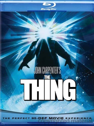 1982 Collector - The Thing [Blu-ray]