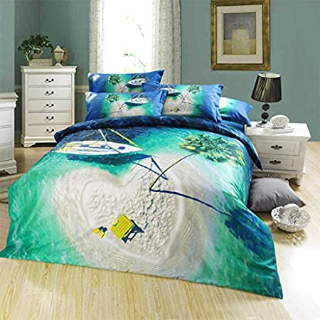 51wjGtdv1jL._SS450_ The Best Palm Tree Bedding and Comforter Sets